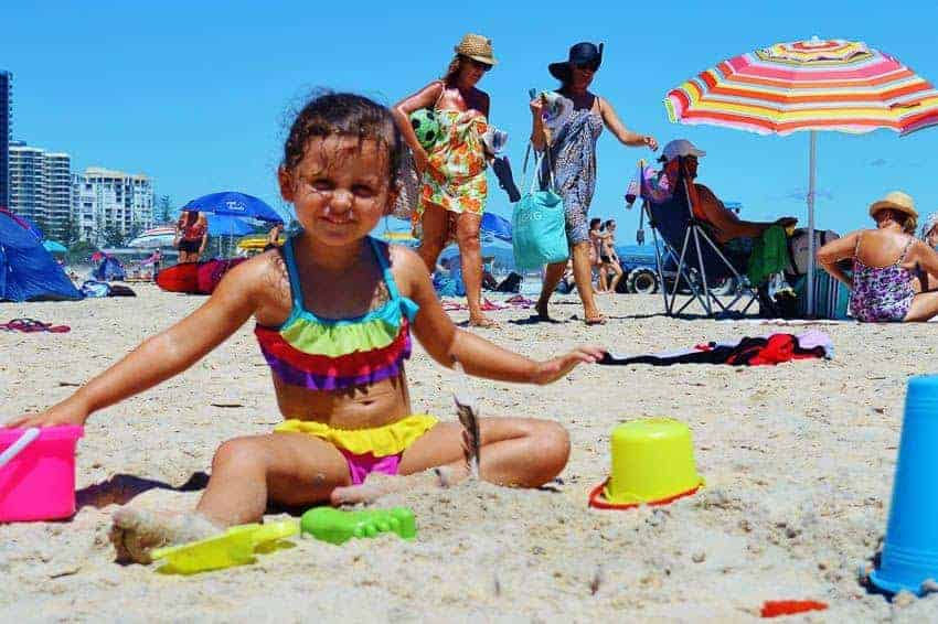 Toddler Friendly Holidays on the Gold Coast
