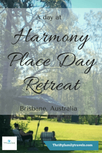 Harmony Place Day Retreat