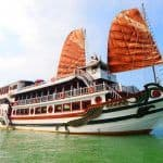 Halong Bay – review of the Royal Palace Cruise