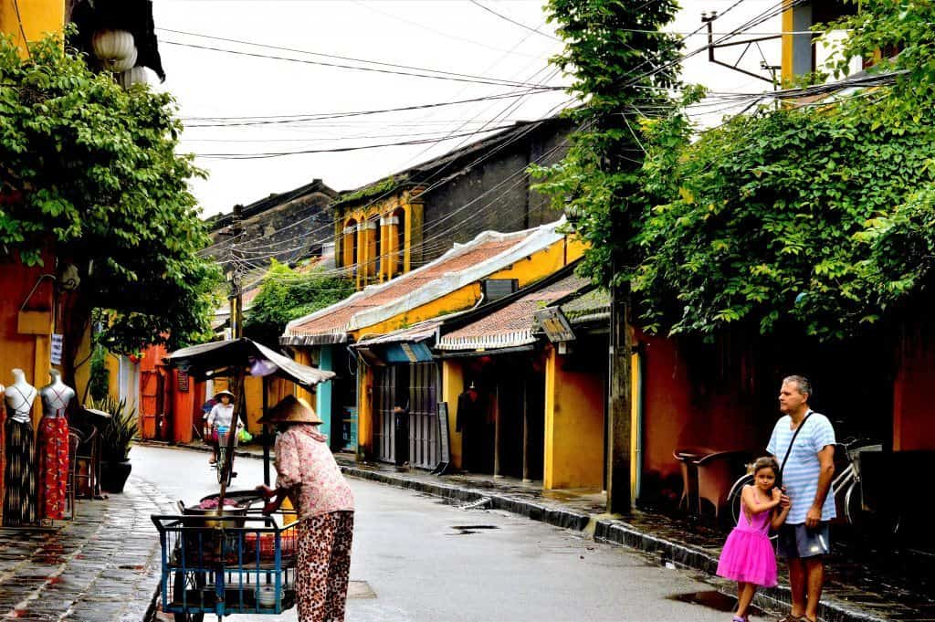 Travel to Hoi An
