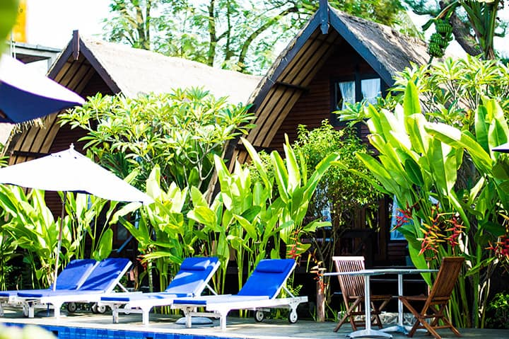Turtle Beach Hotel Gili Air