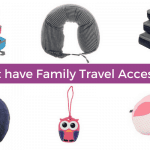Must have Family Travel Accessories