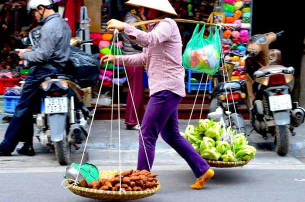 Places to visit in Hanoi