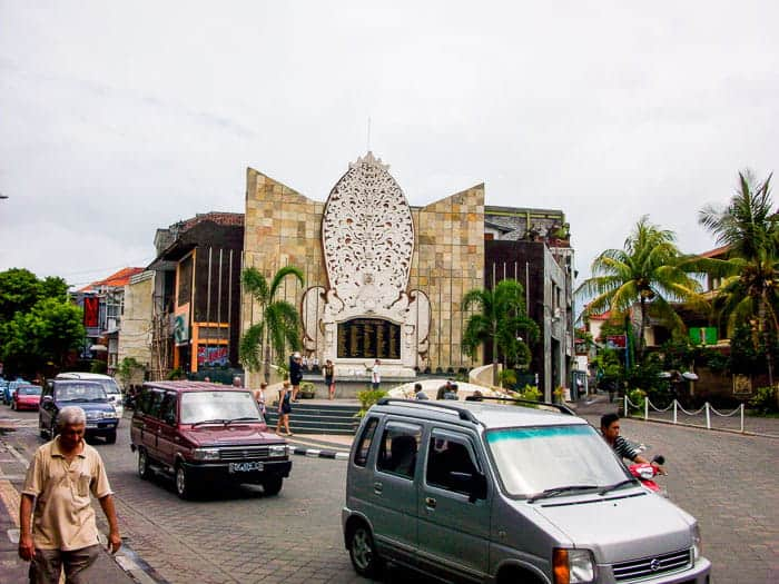 Bali Tourist Attractions