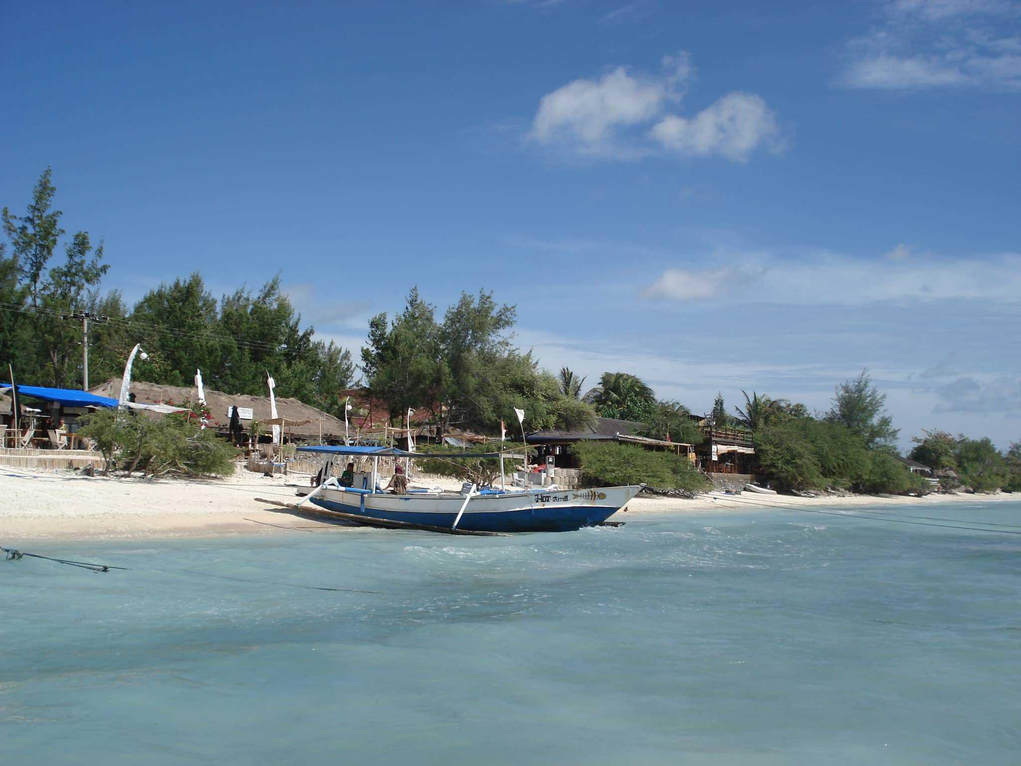 Which Gili Island