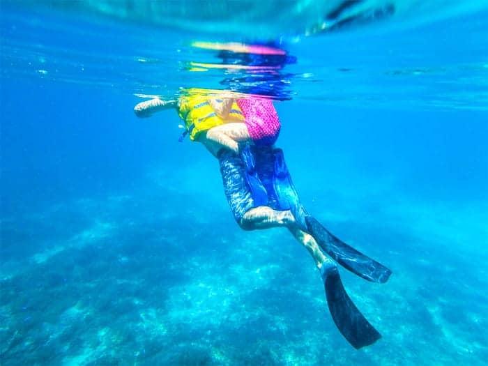 Gili Islands snorkeling