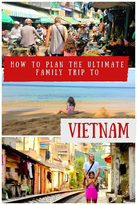 Vietnam with kids