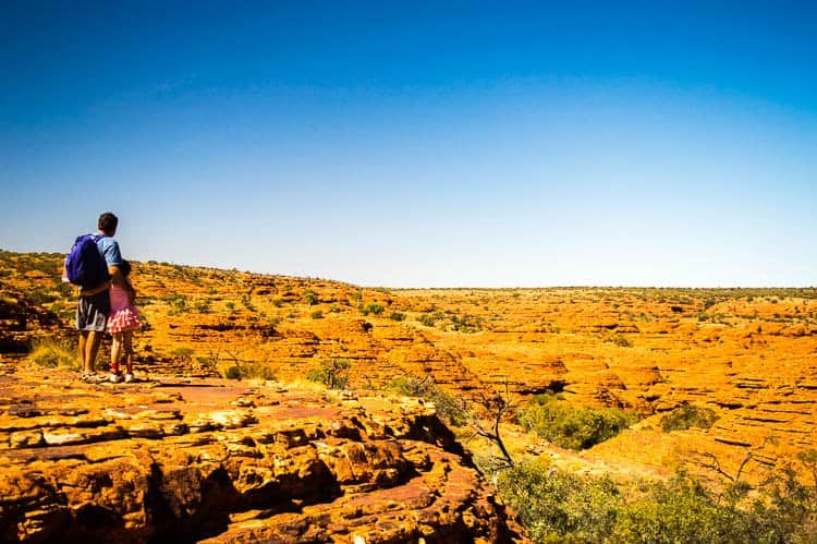 Kings Canyon - Alice Springs Tours