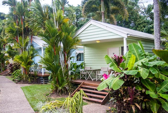 Daintree Rainforest Accommodation | Mossman Holiday Villas