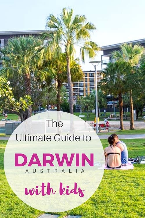 Things to do in Darwin for Kids