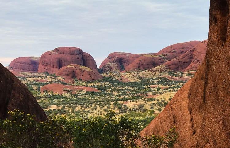 Kata Tjuta - Alice Springs to Uluru Tours