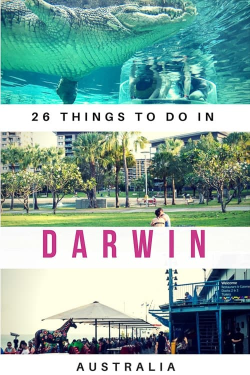 Darwin Attractions