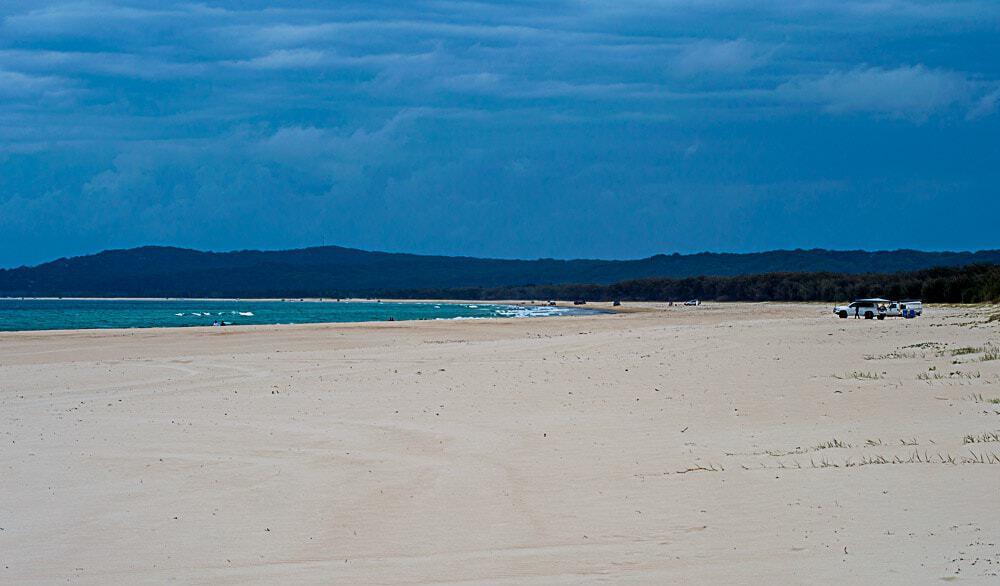 Flinders Beach Camping