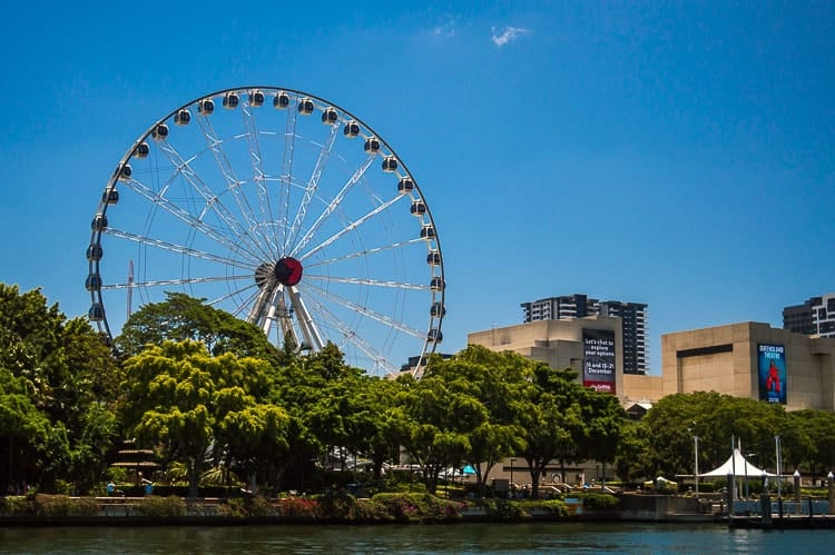 The Brisbane Wheel | The Wheel of brisbane