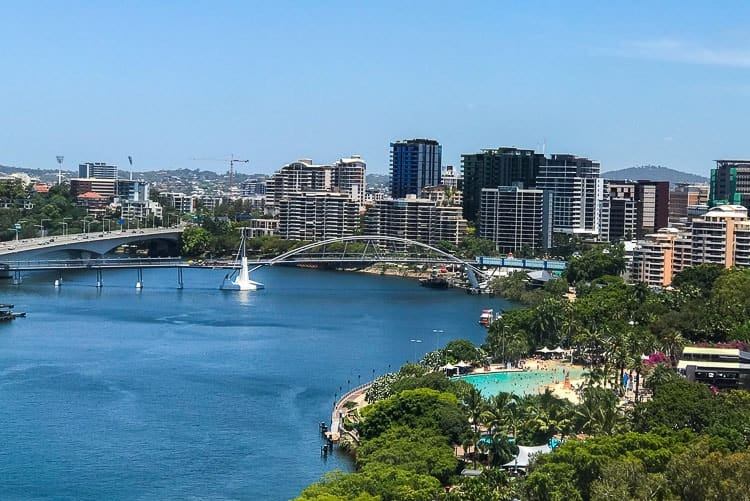 Things to do in Southbank Brisbane with Kids