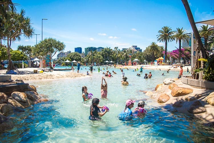 Best Things To Do In Southbank Brisbane With Kids Thrifty Family Travels