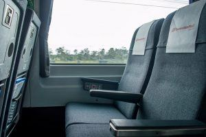 Bundaberg to Brisbane train