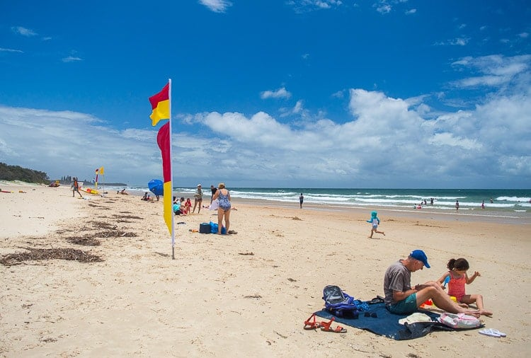 Dicky Beach: Best place to stay in Caloundra