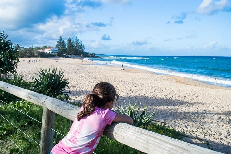 Moffat Beach: Where to stay in Caloundra