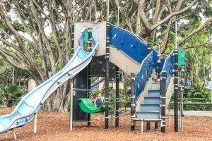 Dicky Beach playground