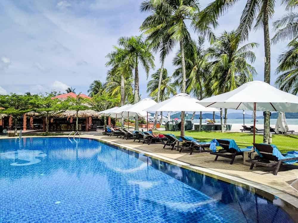 Places to stay in Langkawi