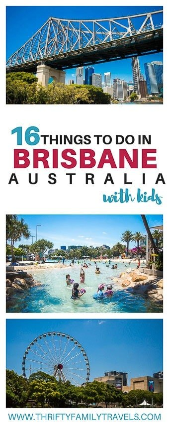 Must do Brisbane