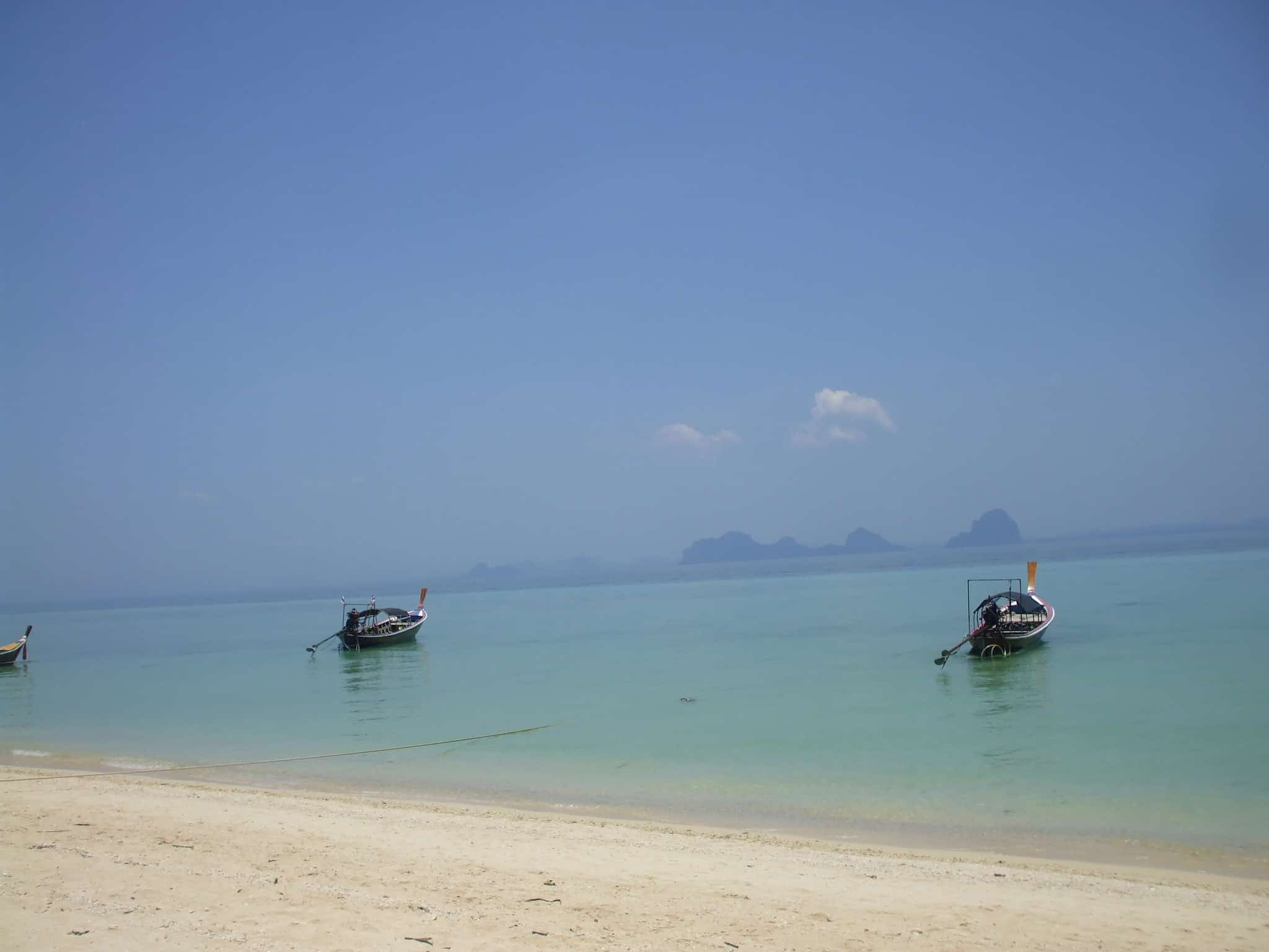 Koh Ngai - Thailand Island Hopping Guide