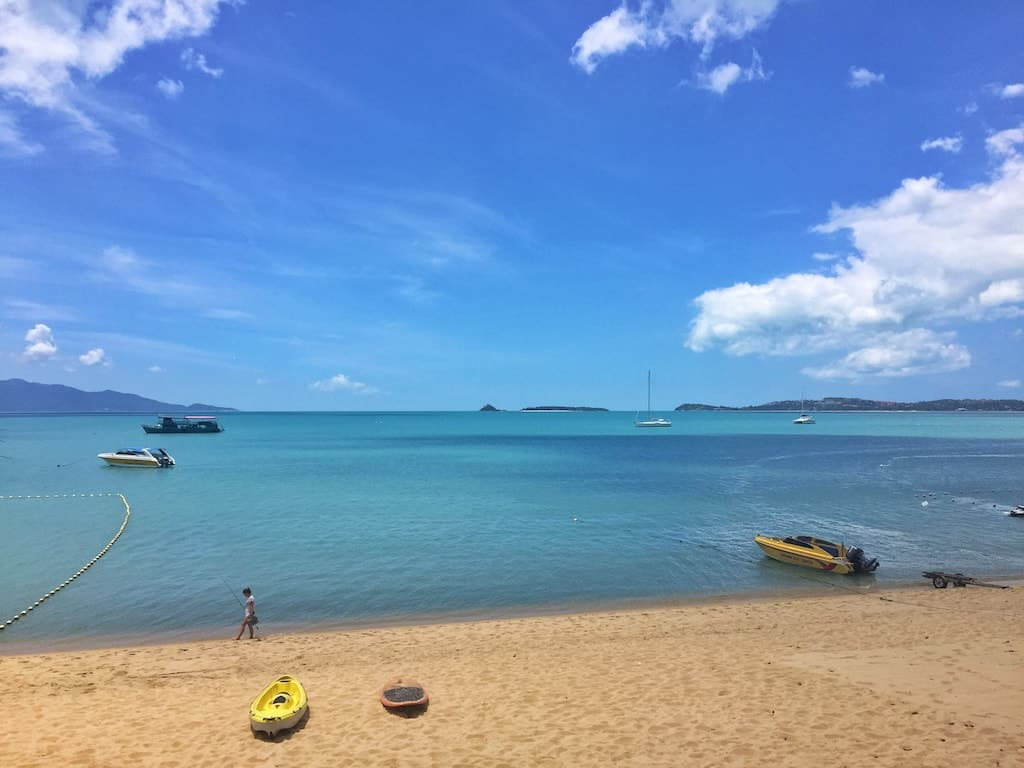 Koh Samui | Best islands in Thailand for families