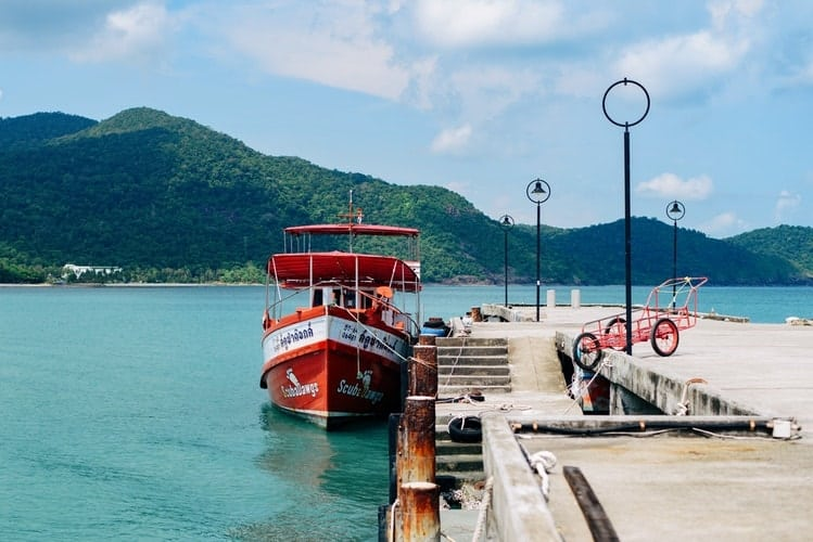 Koh Chang | Best Thai Islands to visit