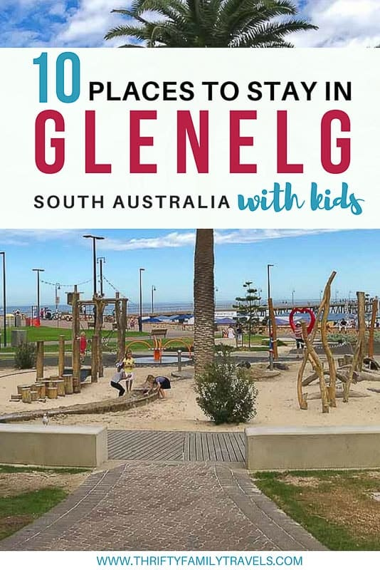Glenelg Beach Accommodation