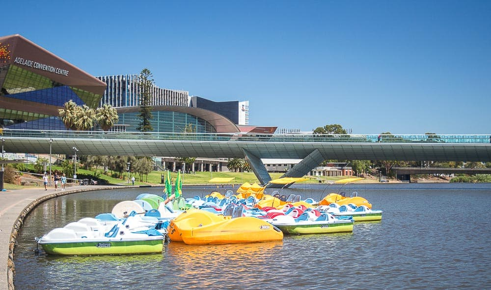 Cool things to do in Adelaide
