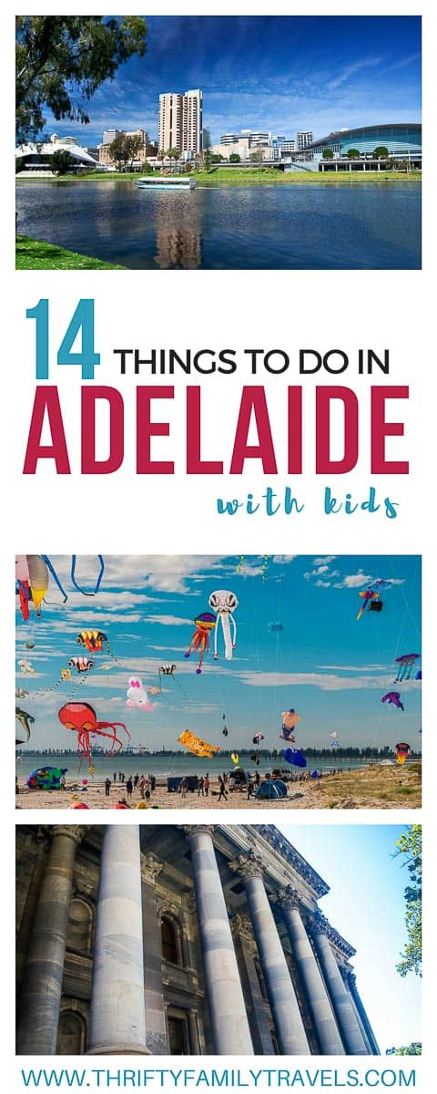What to do in Adelaide with kids