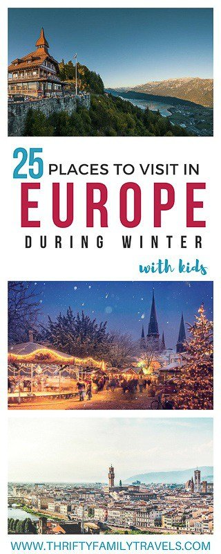 Winter Breaks Europe
