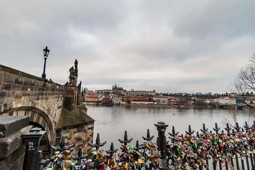 Prague | Where to go in Europe in Winter