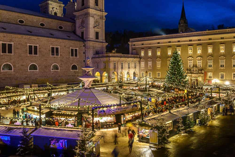 Salzburg | Europe in December