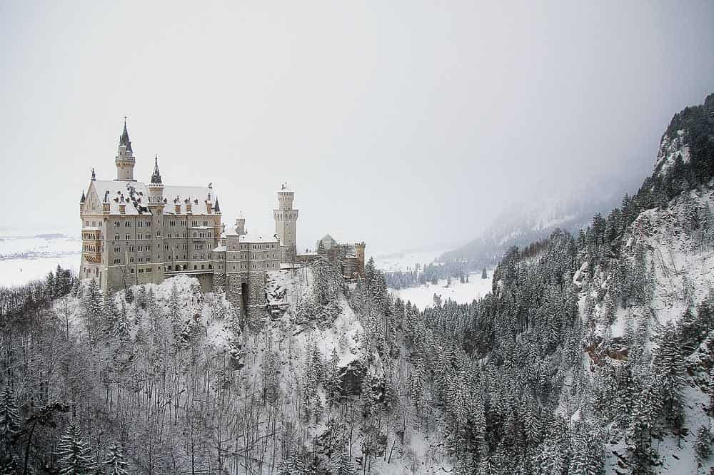 Bavaria | Most Beautiful Places in Europe in Winter
