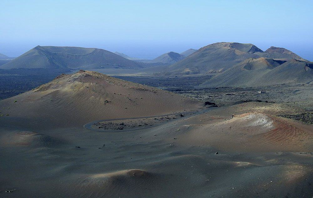 Lanzarote | Warm places in Europe in December