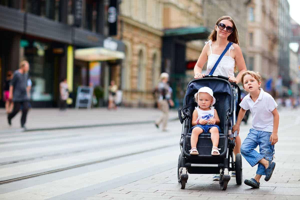 Best lightweight travel strollers