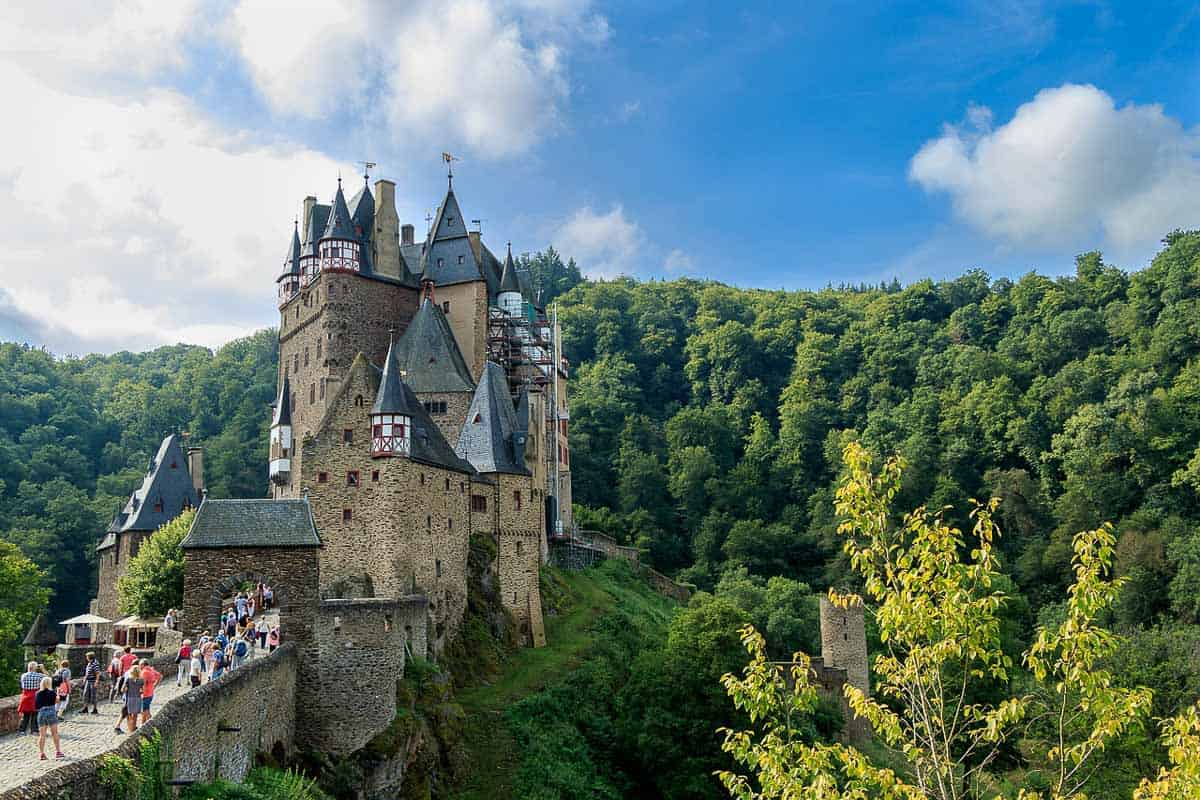 Burg Eltz: Best Things to do in Frankfurt with Kids