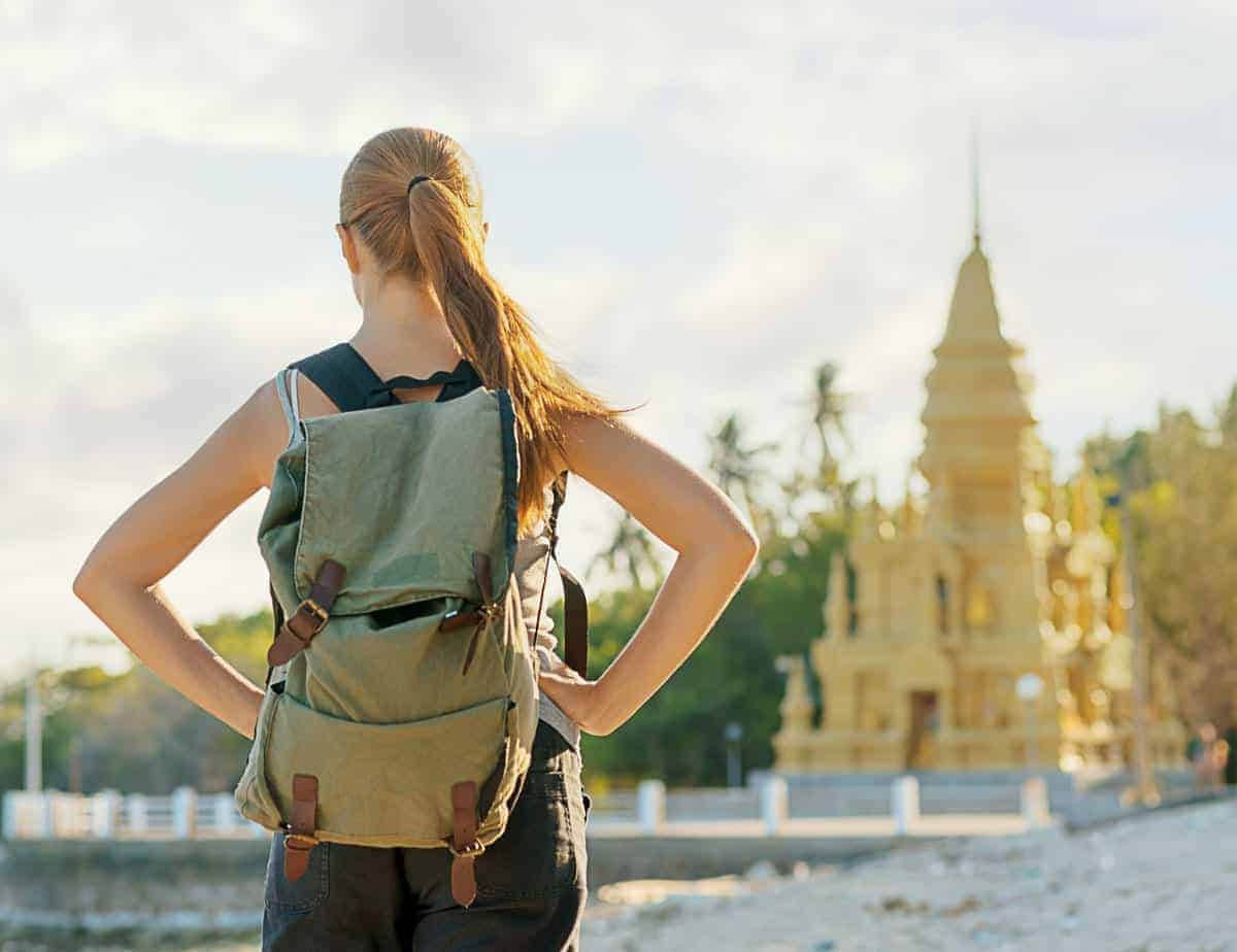 Best Backpack for travelling carry on