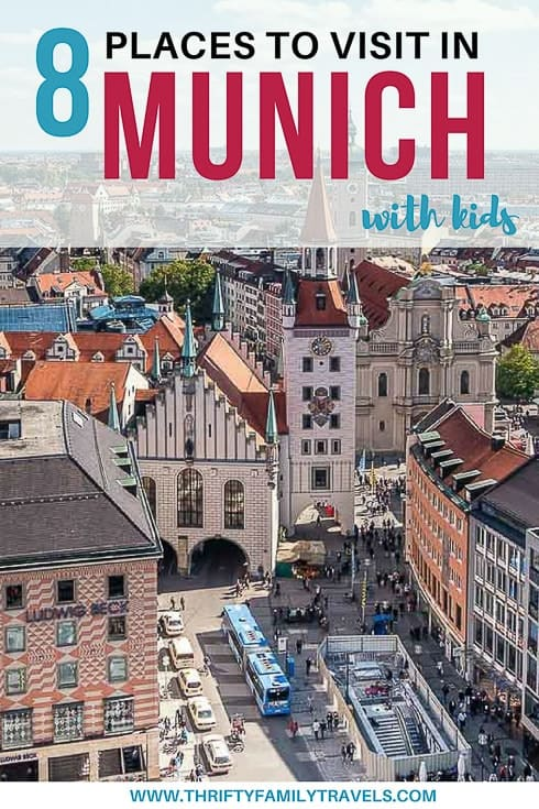 Best things to do in Munich with kids