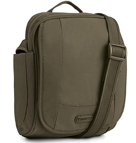 Best Sling Bag for Men  Pacsafe Luggage Metrosafe 200 Gii Shoulder Bag 54acdb68e