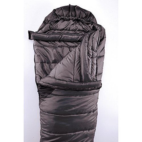 pretty nice 86e17 811d5 Best Sleeping Bags for Cold Weather Camping 2019