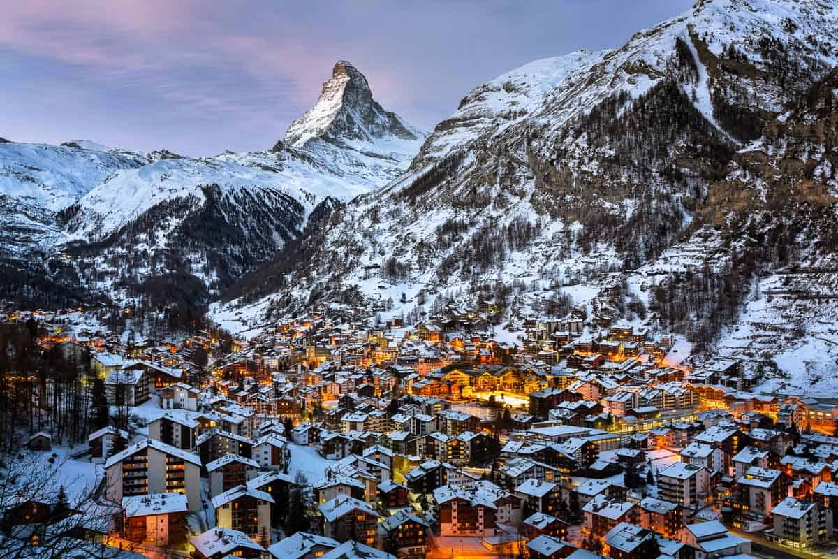Best Things to do in Switzerland in Winter