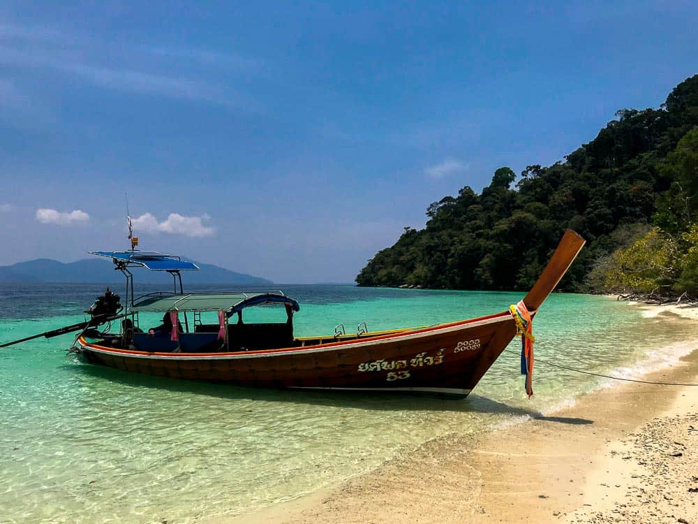 Koh Lipe Island Hopping