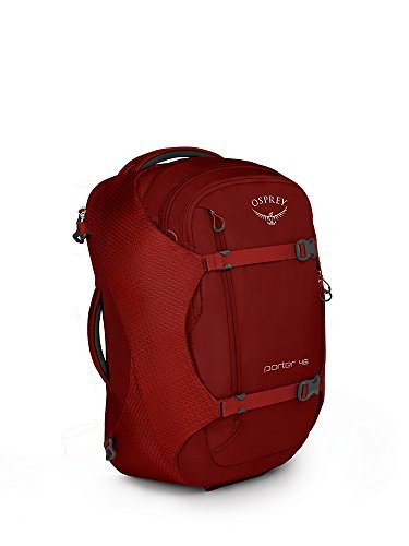 4b55d132e5be Best Carry On Luggage Backpack Overall  Osprey Porter 46
