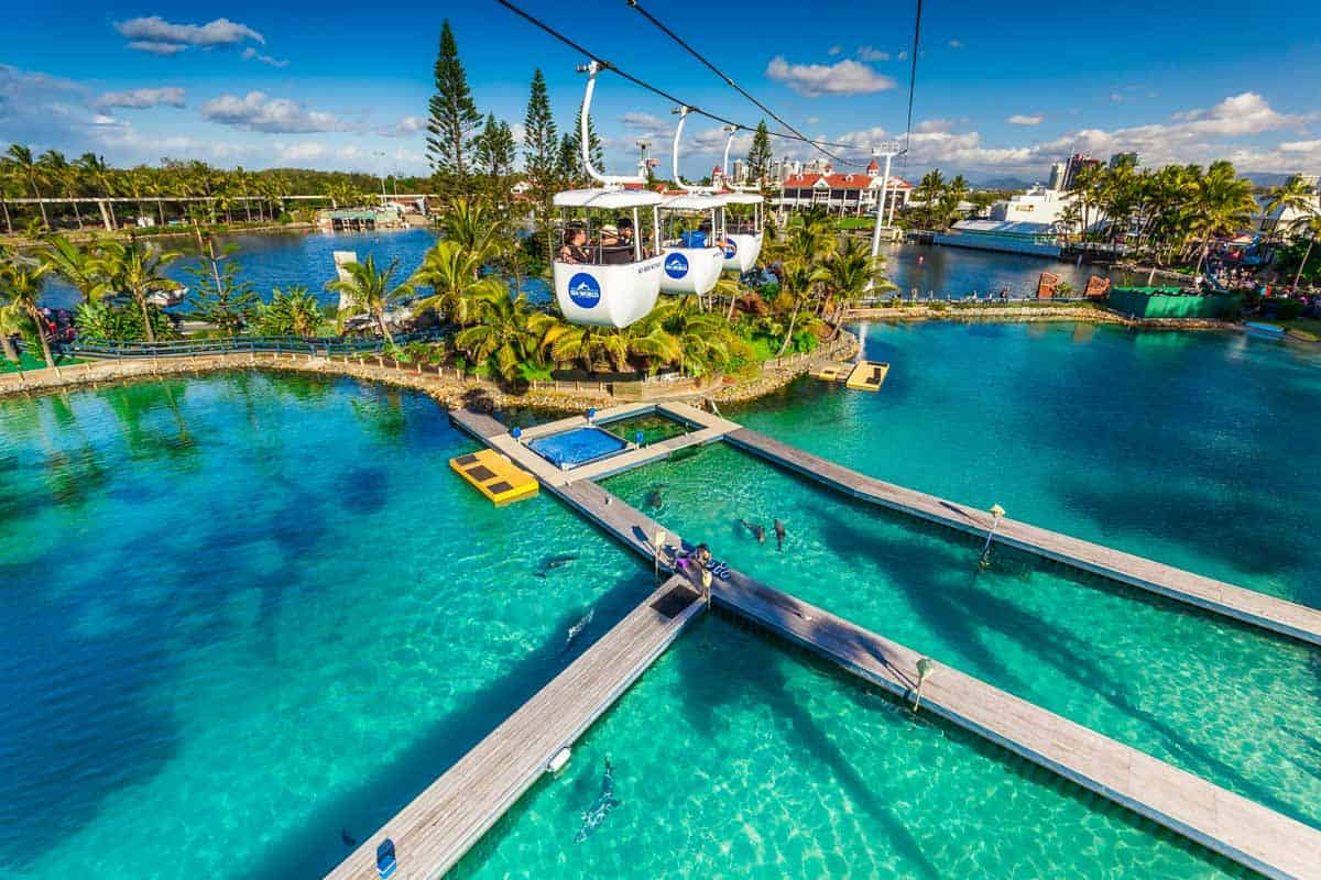 Sea World: Queensland Theme Park