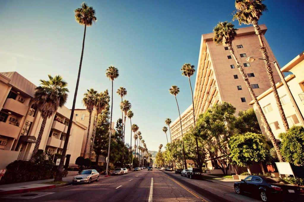 Things to do in LA with family