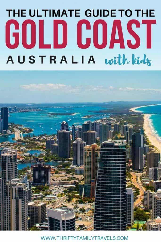 Gold Coast Family Holidays