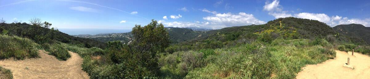 Hiking in LA - free things to do in Los Angeles